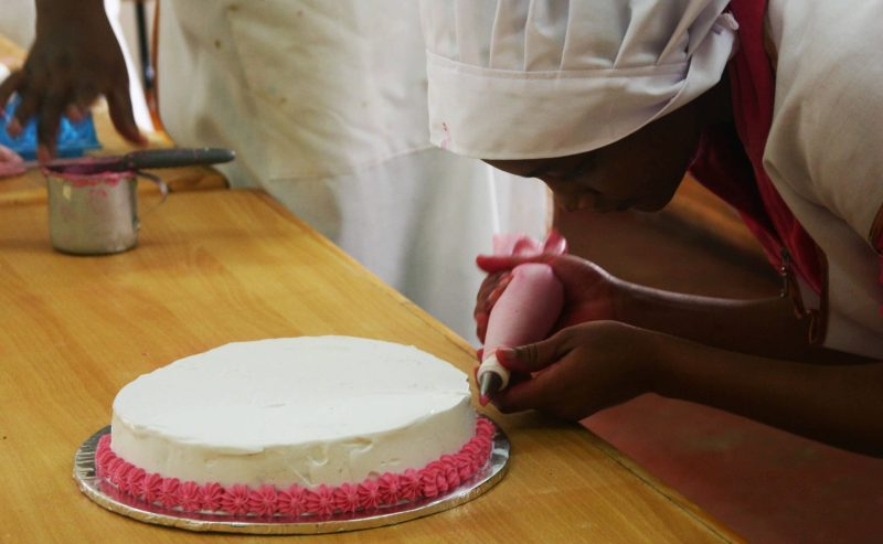 Certificate in Baking and Pastries